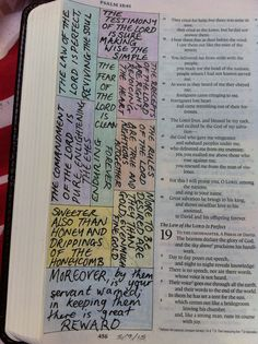 Bible journal 05/09/15