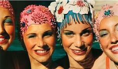 As soon as I turn 60, I'm buying a daisy swim cap and I'm going to swim a lap for every sip of Mai tai.