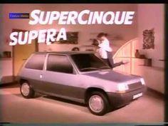 Spot Renault Supercinque