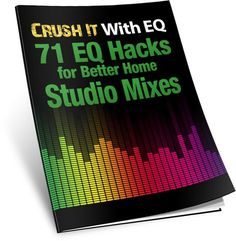 Here's a handy EQ chart you can use to help you make better EQ decisions. By looking at the various instruments you can see where their most important frequency information is and improve your EQ'ing accordingly.