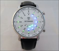 Detomaso Spacy Timeline Digital LED