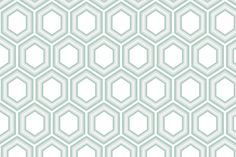 Hexed, Frost fabric by kateriley on Spoonflower - custom fabric