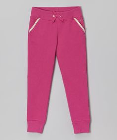b4c1cad0850f This Pink Joggers - Toddler & Girls by Nautica is perfect! #zulilyfinds  Joggers