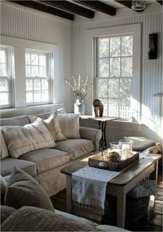 43 Comfy Interior Decorating 34 27 Fy Farmhouse Living Room Designs to Steal 6