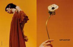 Self-Portrait Spring-Summer 2016 Ad Campaign Model: Heather Kemesky Photographer: Lea Colombo Fashion Editor: Alexandra Carl Fashion Photography Inspiration, Editorial Photography, Portrait Photography, Modeling Photography, Glamour Photography, Logos Retro, Campaign Fashion, Web Design, Studio Portraits