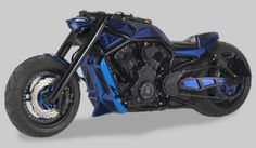 Another terminator custom vrod... | repinned by www.BlickeDeeler.de