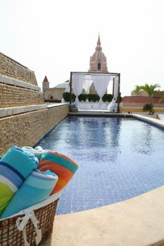 Luxury house for rent in Cartagena de Indias Colombia
