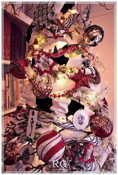 Rodolfo Galvão Home Stylist: Projeto - Rocking Horse Christmas