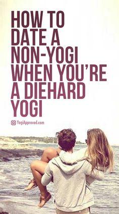 How to Date a Non-Yogi When You're a Diehard Yogi