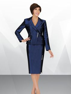 Women's Suits, Women's Special Occasion, Suits for Women, Stacy Adams, Fall 2014, Skirt Suits, Special Occasion Dress, Ladies Special Occasion  #WomensFashion #ChurchSuits #WomensClothing #StacyAdams