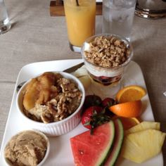 The perfect breakfast @ Pineridge Hallow, Winnipeg, Canada