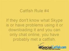 Reviews social catfish Social Catfish