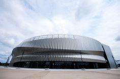 Gallery of Nassau Veteran's Memorial Coliseum Transformed With Ethereal Metal Design System - 1