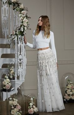 Needle & Thread bridal collection AW16