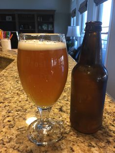 Feb 6:  Very young IPA