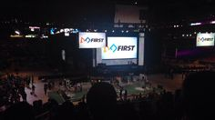 Good job to all the teams who participated in St. Louis. And good luck to teams who made it to Einstein!! #FIRSTChamp #omgrobots by frc346