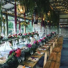 """57 Likes, 3 Comments - Willow Tree Vintage Hire (@willow_tree_vintage) on Instagram: """"#Repost @greenfield_farm_estate Bohemian inspiration at its finest, this beautiful setting created…"""""""