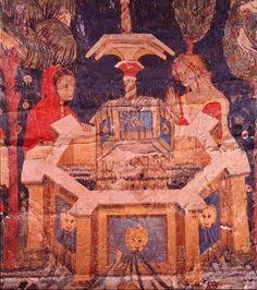 Las mujeres de la Sala de los Reyes