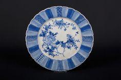 Japan 20. Jh. Teller - A Japanese Porcelain Dish Meiji - Japonais Giapponese