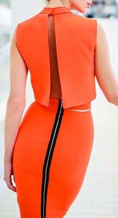 Victoria Beckham - love the back details