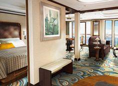 Disney Dream/Fantasy concierge 1 Bedroom suite