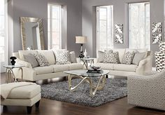 Shop For A Regent Place 7 Pc Living Room At Rooms To Go. Find Living Room  Sets That Will Look Great In Your Home And Complement The Rest Of Your Fuu2026 Part 95