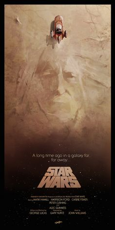 Star Wars Trilogy Art Posters by Andy Fairhurst #geeky #starwars #poster