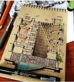 Sketch by:@m.ansari.architect Follow @sketch_architect for more daily sketches Telegram.me/sketch_architect #architect#archilovers #architectures #architecture #architecturestudent #arch  #architektur #archtektura #sketch#arch #archistyles #archistyles #arch_arts #percpective #papodearquiteto #tuconstru #arquitectura #drew #design#sketch #sketchzone #drawing #modern #archistyles #arquiteto  #راندو #معمارية #هندسة #اسکیس#معمار#مدرن#معماری_ایرانی #راندو_در_معمارى