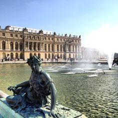 Château de Versailles in Versailles, Île-de-France