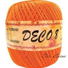 Coton crochet DECO8
