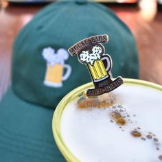 Mouse Ears and Cold Beers - Dad Hat    original design by Brand By You     funny going to Disney hat be09b826042