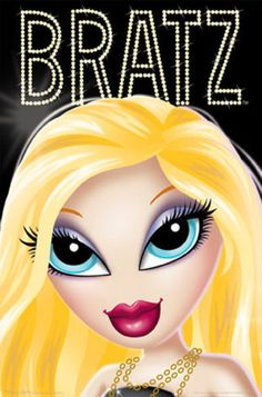 Bratz poster - great