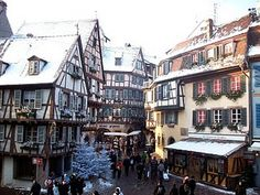 german christmas market in france