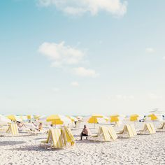 Beautiful Series of Beach Photographs