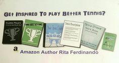 Amazon Author Rita Ferdinando