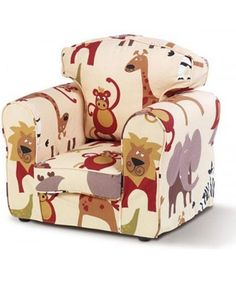 LOOSE COVER ARMCHAIR. Shown Here With The Roar Natural Cover. Please Select  The Cover