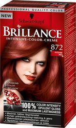 schwarzkopf brillance 872 intensiv rd - Coloration Rouge Schwarzkopf