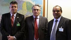 FENAPEF - Fenapef participa de reunião, no Ministério do Planejamento, para tratar do Reajuste salarial