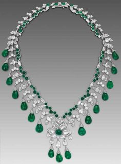 African Emeralds: the Modern-Day Gem That Has Made Its Way Into Jewellers' Windows Around the Globe | thejewelleryeditor.com