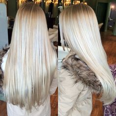 My 2017 hair goal! This is exactly what I want!!
