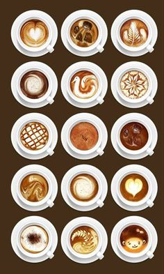 Barista Training Courses Worldwide: one of the things you can't appreciate till you see pics like this <3 you who do this job: thanks for keeping me going!