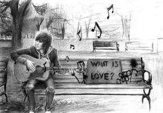 Amor?? donde? :(