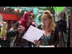 Patricia Field Video Interview
