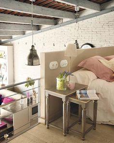 Un loft au charme particulier en Espagne | PLANETE DECO a homes world | Bloglovin'