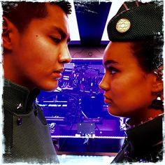 DAY 79 Kris Wu VS Thalia Besson #Kriswu  #thaliabesson  #valerian