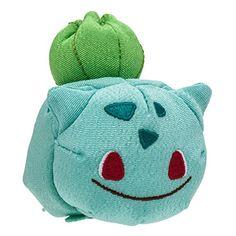Pokemon Center Fushigidane (Bulbasaur) Original 20th Anniversary Tsum Tsum styled Beanbag Pal Plush Nintendo 2016 https://www.amazon.com/dp/B01IQPCYCC/ref=cm_sw_r_pi_dp_ea8LxbBS7YERX