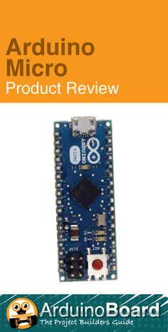 Arduino Micro Board :: Arduino Product Review - CLICK HERE for review http://arduino-board.com/boards/arduino-micro