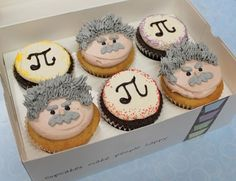 Top 15 Science Cupcakes on the Web - Scientista