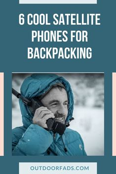 Best Satellite Phone For Backpacking 2020 [Buying Guide] - Outdoor Fads Satellite Phone, Gps Tracking, User Guide, Backpacking, Gadgets, Outdoor, Travel, Appliances, Outdoors