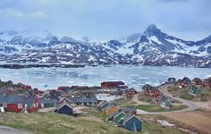 Greenland- Technically an autonomous country in the Danish Realm, the world's largest island is not its own country. Despite having its own language, flag, culture, and a fair level of autonomy, Greenland remains under Danish control.  Fun fact: the United States offered to buy Greenland from Denmark in 1946 for $100,000,000, but Denmark refused to sell.